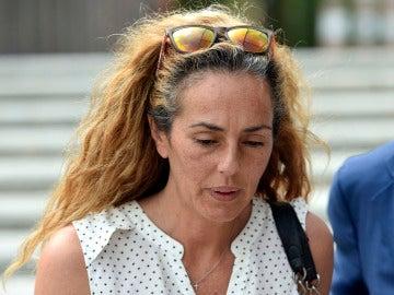 Rocío Carrasco en los juzgados