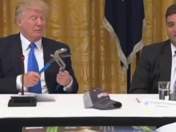 Trump: seis meses de polémicas