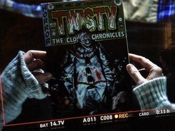 Imagen del rodaje de 'American Horror Story'
