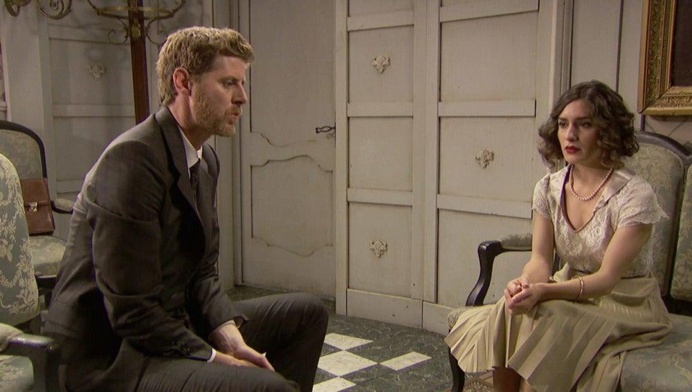 Camila pide a Nicolás que ayude a su marido