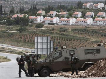 Imagen de soldados israelíes