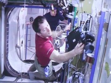 La Estación Espacial Internacional ya se puede conocer por dentro desde casa con Google Street View