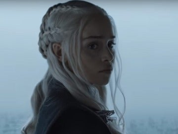 Frame de Daenerys Targaryen en un nuevo tráiler de Juego de Tronos
