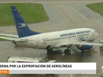 Argentina ha sido condenada a pagar 275 millones de euros por la expropiación de Aerolíneas Argentinas en 2008