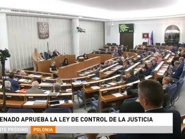 """Polonia defiende su reforma judicial ante las """"prematuras"""" críticas internacionales"""