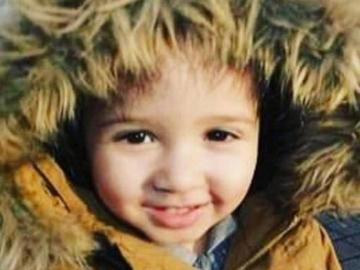 El pequeño Alex