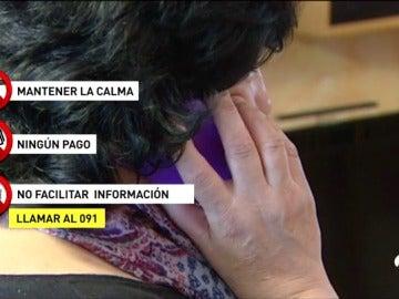 """""""Tenemos a su hija atada de pies y manos; no cuelgue o le haremos daño"""", la llamada desde Chile que recibió una mujer en Madrid"""