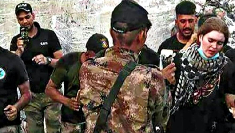 Alemana de 16 años combatiente del Daesh