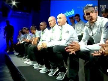 El Real Madrid desata locura en la sede de Facebook
