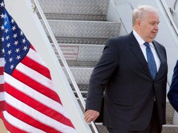 Sergei Kislyak, exembajador de Rusia en Estados Unidos
