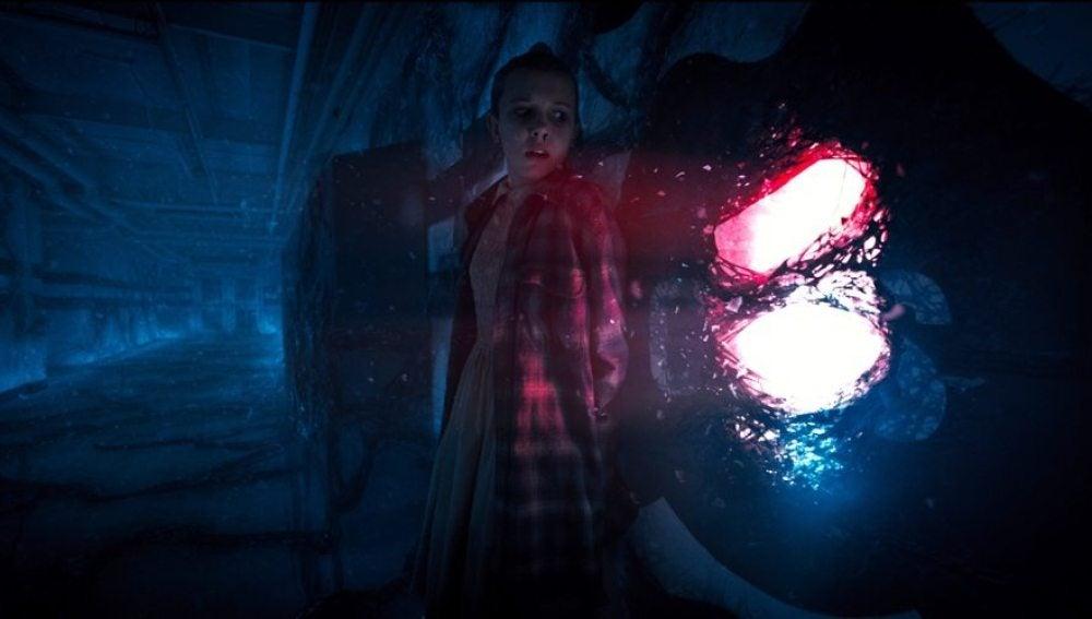 Eleven aparece en el tráiler de la segunda temporada de 'Stranger Things'