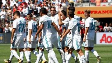 Debut de los juveniles de Guti ante el United