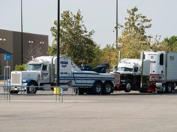 Diez muertos hallados en un camión de carga en EE.UU.