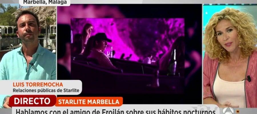 Antena 3 tv 39 espejo p blico 39 habla con un relaciones de for Ver espejo publico hoy