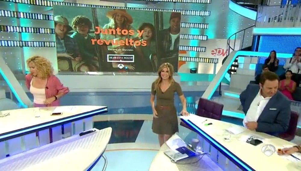 Antena 3 tv antena 3 estrena en televisi n la pel cula for Antena 3 espejo publico hoy