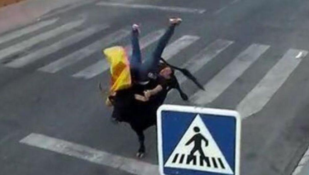 Una chica de 14 años, corneada en un encierro taurino en Isso (Albacete)