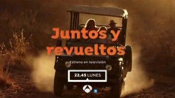 Antena 3 estrena la comedia 'Juntos y revueltos'