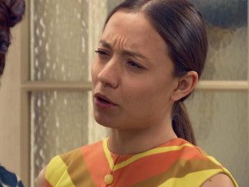 Marta insiste en hablar con Alba