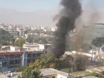 Al menos 35 muertos y 42 heridos en un ataque suicida en Kabul