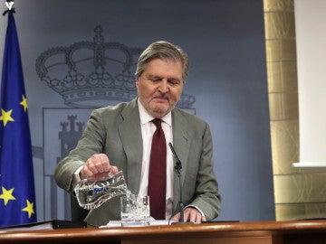 El ministro de Educación, Cultura y Deporte de España, Íñigo Méndez de Vigo