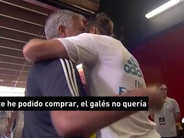 """Mourinho, a Bale: """"No puedo comprarte porque no hablas"""""""