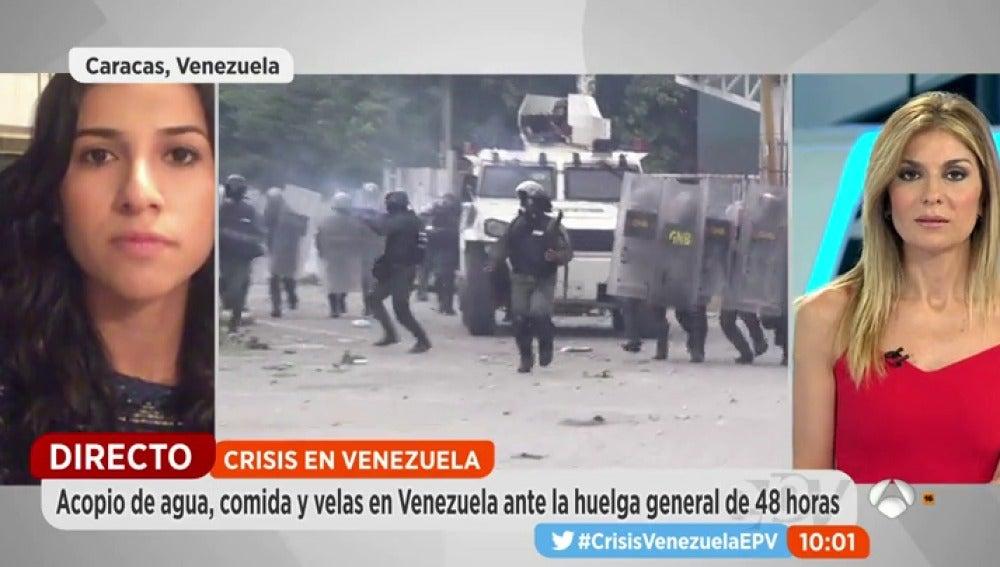 Ep huelga venezuela