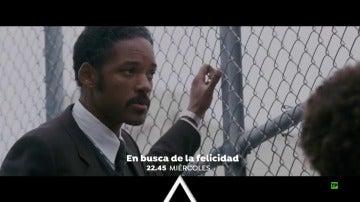 Will Smith protagoniza 'En busca de la felicidad'