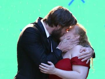 Un beso de película