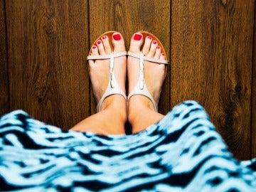 Bonitas sandalias, ¿pero te salen rozaduras?