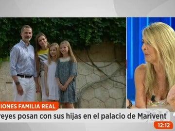 EP familia real