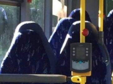 Asientos burka