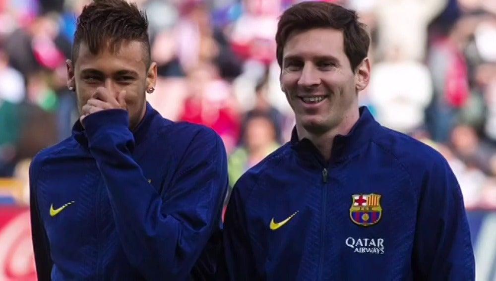 """Messi, sobre Neymar: """"Pensé que Florentino y el Madrid iban a hacer algo"""""""