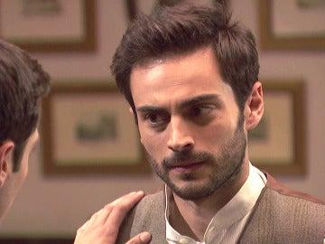 Saúl, preocupado al acercarse al pasado de Julieta