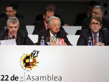 El expresidente de la Federación tinerfeña, Juan Padrón.