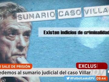 EP Sumario villar
