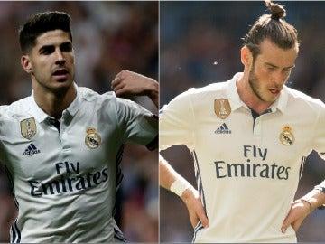 Asensio vs Gareth Bale
