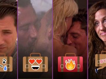 Arrogancia, noches ardientes y un nuevo soltero australiano en el cuarto programa de 'Contigo al fin del mundo'