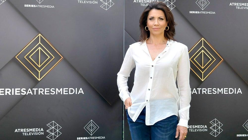 Alicia Borrachero es Carmen Angoloti en 'Tiempos de guerra'
