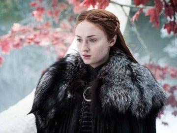 Sansa Stark en Juego de Tronos