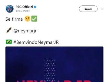 """La respuesta del PSG a Piqué por su """"Se queda"""""""