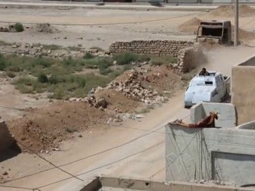 Un coche bomba estalla en la ciudad siria de Raqqa