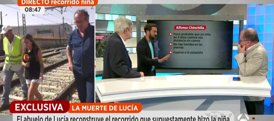 Antena 3 tv 39 espejo p blico 39 repasa las distintas for Ver espejo publico hoy