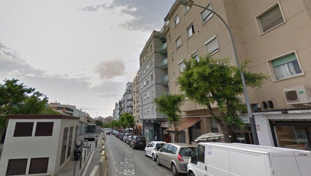 Calle Primavera de Hospitalet