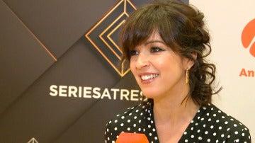 """Verónica Sánchez: """"El personaje de Pilar me tiene enamorada"""""""