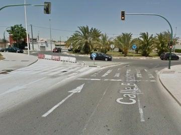 Calle Bigastro, Elche
