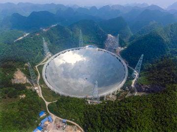 China no encuentra extranjeros para dirigir el mayor telescopio del mundo
