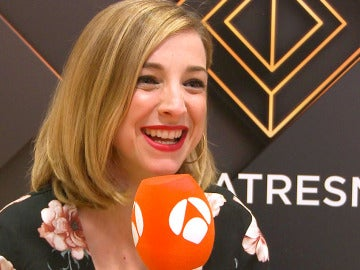 """Anna Moliner: """"El amor imposible de Larbi, será inevitable"""""""