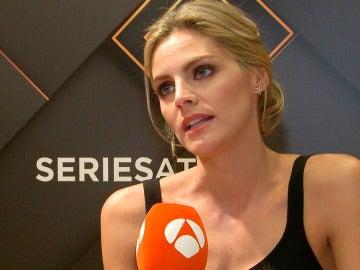 """Amaia Salamanca: """"Estoy muy feliz en este proyecto"""""""