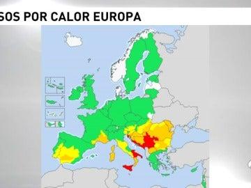 calor europa