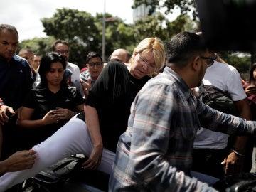 La Asamblea Constituyente venezolana aprueba la destitución de la fiscal general, crítica con el régimen de Maduro